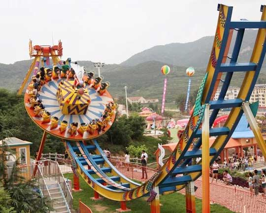 China-Disco-amusement-rides-supplier